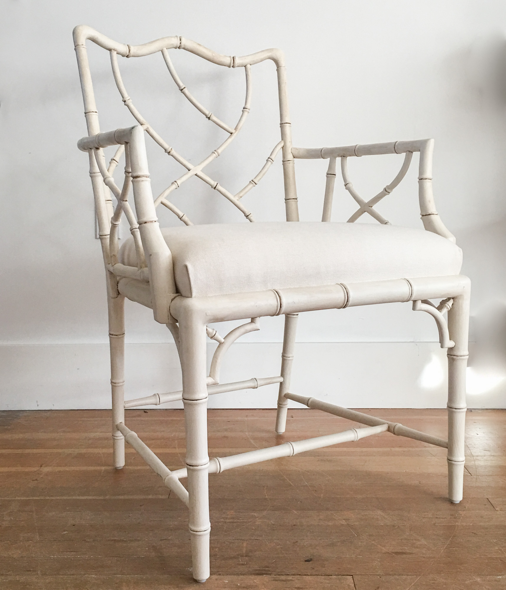 Faux Bamboo Chair Gild And Co